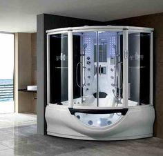 Steam Room Sauna Spa Bath Shower Tv Hot Tub New - Buy Spa Bath Shower Product on Alibaba.com