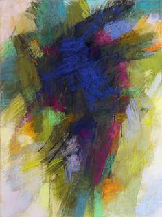 Spirit Dance, 30x22 pastel on paper Debora L. Stewart