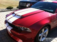 Hood, front chin spoiler... 2011 Ford Mustang, Bmw, Vehicles, Car, Vehicle, Tools