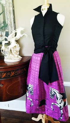 Blackmore Skirt in Orchid