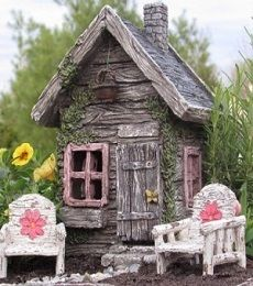 Fairy Shed