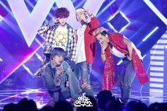 WINNER on MBC Show! Music Core | 20180414