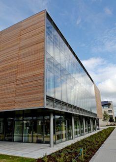 Iontas Building, North campus.