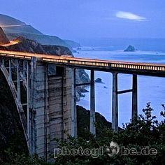 California - Bixby Bridge