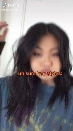 Hair Tips Video, Hair Videos, Curly Hair Tips, Curly Hair Styles, Cut My Hair, Hair Cuts, Hair Inspo, Hair Inspiration, Shot Hair Styles
