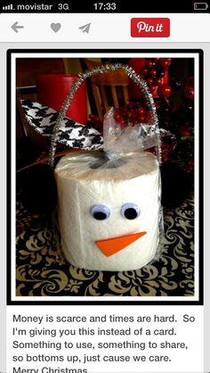 snowman paper