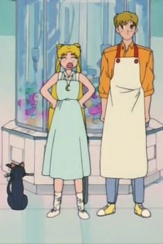 Sailor Moon fashion and outfits — Season 1 ep 17 Usagi is wearing the same outfit...