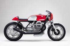 Moto Guzzi 'Nummer 6' by Kaffeemaschine