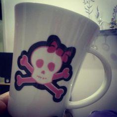 Skull Mug http://www.skullclothing.net