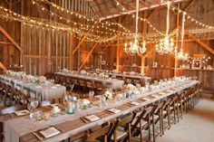 Related to 10 Best Barn Wedding Table Decorations