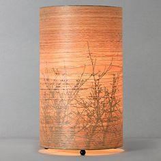 Buy John Lewis Woodland Table Lamp Online at johnlewis.com £40
