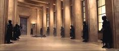 Image result for equilibrium corridor scene