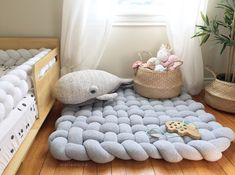 Toddler Room Inspo  #nurseryideas #braids #braided #cotbumper #babybumper #interiordesign #babyroom #nurseryinspo #nursery #nurserydecor #interiorstyle #babybedding #cribbedding #home #interiorliving #thebump #babybump #pregnant #pregnancy #decorforkids #nursery #toddlerroom #braided #bedbumper #raft #playmat #sensoryplay #designed for #kids #interiordesign #babymat #kidsrug #toddlerroom #kidsspace #sensoryroom #maliamu