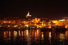 https://flic.kr/p/uBorKn | Marseille 2014 - 24 le bassin du Vieux et Notre-Dame de la Garde
