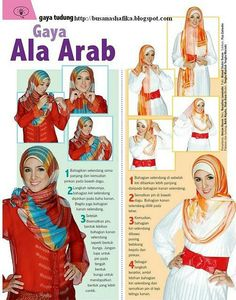Hijab tutorial for those struggling to know how to wear a hijab in this way. Simple Hijab Tutorial, Hijab Style Tutorial, Muslim Women Fashion, Islamic Fashion, Hijab Wear, Hijab Outfit, Hijab Collection, Eid Outfits, Head Scarf Styles