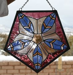 Stained Glass for kitchen window