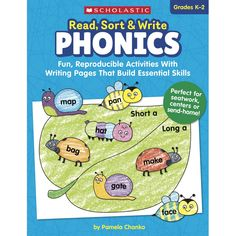 Read Sort & Write Phonics