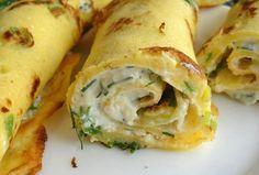Crespelle ricotta e spinaci – ricetta