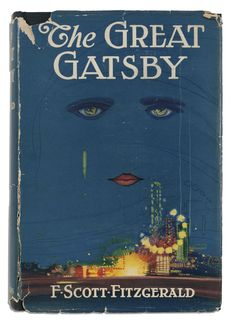 What are the some crimes related to The Great Gatsby in 1920s?