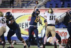 'We're not losing this damn game'... Austin Kendall on his Liberty Bowl heroics - WV MetroNews