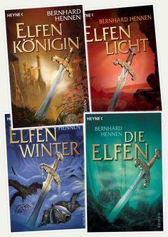 Fantasy : Bernhard Hennen - De elfen reeks