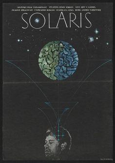 Solaris (Andrei Tarkovsky, 1972) Czech design