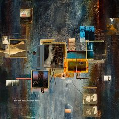 """Nine Inch Nails - Hesitation Marks. Vinyl cover, """"Other Murmurs"""". Artwork by Russell Mills."""