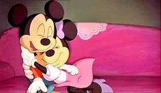 """Photo of Walt Disney Screencaps - Mickey Mouse & Minnie Mouse for fans of Walt Disney Characters. Walt Disney Screencapture of Mickey Mouse and Minnie Mouse in 'Gift Of The Magi' from """"Mickey's Once Upon a Christmas"""" Disney Mickey Mouse, Arte Do Mickey Mouse, Mickey Mouse Y Amigos, Mickey Mouse And Friends, Disney Quiz, Disney Nerd, Disney Love, Disney Magic, Minnie Mouse Background"""
