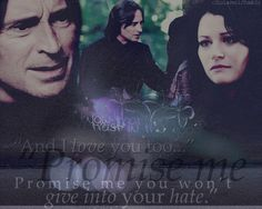 """""""Promise me you won't give into your hate"""" has to be one of the best quotes from this show."""