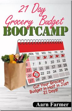 The 21 Day Grocery Budget Bootcamp is Live!
