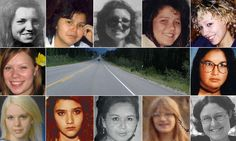 Highway of Tears: Mystery of the 800-mile stretch of Canadian road where up to 43 women have gone missing in 30 years and could be victims of serial killer