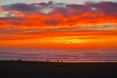 Clouds of Hell by SaBa Jayh, via Flickr  I miss walks on OB with the one I love......