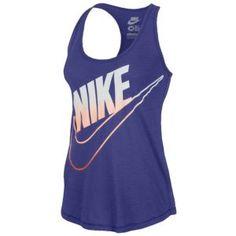 Nike Futura Fade Loose Tank - Women's - Diffused Jade