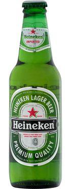 Heineken Lager Stubbies - Fully Imported