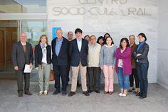 SantiagoeComarca: Ames - entrega de diplomas curso de follas de cálculo  Junio 2012