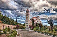 St. Nectarios - Aegina, Attiki