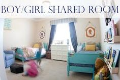 shared room boy and girl - Google Search