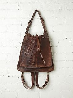 Leather Corset Backpack Excelsior Because If You Re Going To Wear A
