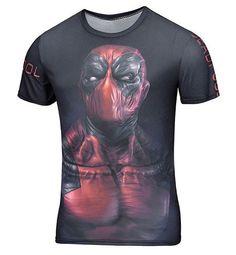 4d04aa95638 7 Best DeadPool Shirts images in 2017   T shirt, Deadpool t shirt ...