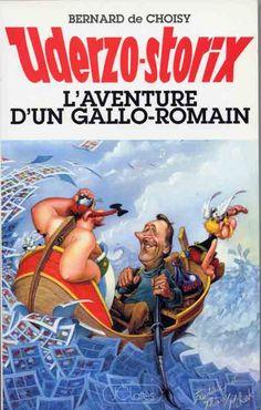Uderzo-Storix, l'aventure d'un Gallo-Romain - 1991