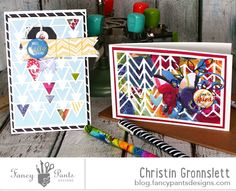 Hello everyone. Christin here today with some cards with the new collection: Attwell. For the first card I wanted to focus on the bold colors in one of the papers (I used a 6×6 sheet), but not…