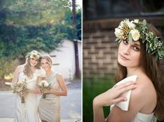 flowerwild floral crown - Google Search