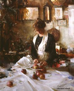Richard Schmid, Apples