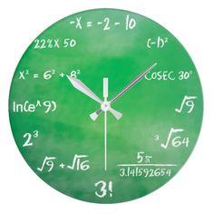 Sheldon Cooper Clocks - Mathematics Quiz for Geeks