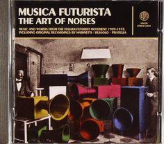 Music Futurista - Art of Noises  #compilation #music #futurismo #electric #electronic