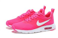 promo code 510f3 251a7 Women s UK Nike Air Max Tavas Shoes Pink White Trainers UK Sale is sold in  our online store at the cheapest price. This Nike Air Max Tavas won t let  you ...