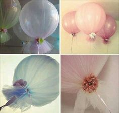 Ballon Dekoration