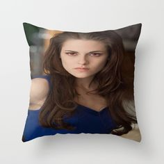 Twilight saga throw pillow