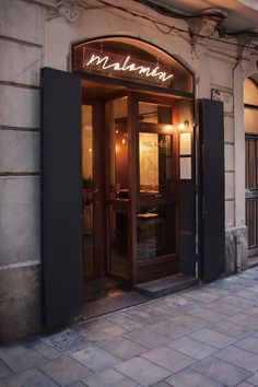 Glamour hits Blai, as Barcelona's famed pintxo street gets a luxe upgrade in decadent bar-restaurant...