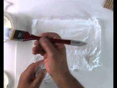 Pébéo - Les techniques de collage avec le Bindex